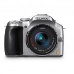 Panasonic Lumix G5 - Front - Silver
