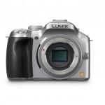 Panasonic Lumix G5 - 16-Megapixel Live MOS Sensor