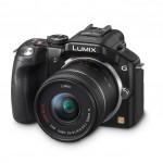 Panasonic Lumix G5 Micro Four Thirds Camera - Black