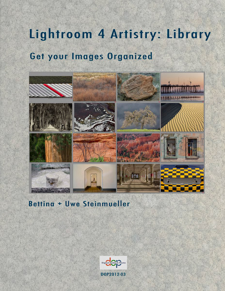Lightroom 4 Artistry: LIbrary eBook