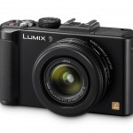 Panasonic Lumix LX7 Premium Compact Camera With f/1.4 Zoom Lens