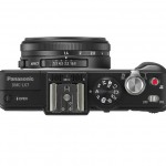 Panasonic Lumix LX7 - Top View & Controls - Off