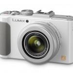 Panasonic Lumix LX7 Premium Compact Camera - White