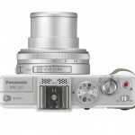 Panasonic Lumix LX7 - On With Lens Extended - White