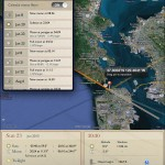 The Photographer's Ephemeris (TPE) iPad App - Events Dropdown