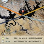 The Photographer's Ephemeris (TPE) iPhone App