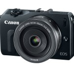 The Canon EOS M Mirrorless Camera & 22mm f/2.0 Lens