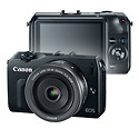 The New Canon EOS M Compact System Camera - A Mini T4i / 650D