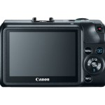 The Canon EOS M Mirrorless Camera With 3-inch Touch Screen LCD Display