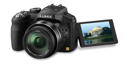Panasonic's New FZ200 Superzoom Camera With 24x f/2.8 Leica Zoom