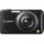 Panasonic Lumix DMC-SZ5 Wi-Fi Pocket Camera - Front