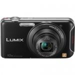 Panasonic Lumix DMC-SZ5 Wi-Fi Pocket Camera - Front / Top