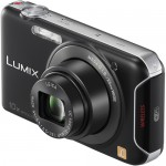 Panasonic Lumix DMC-SZ5 Pocket Camera Wityh Built-In Wi-Fi