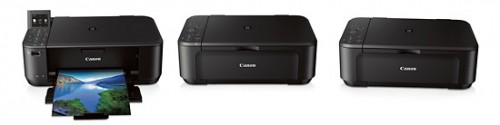 New Canon PIXMA MG4220 Wireless, MG3220 Wireless and MG2220 All-In-One Photo Printers