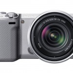 Sony Alpha NEX-5R Mirrorless Camera With 18-55mm Kit Lens
