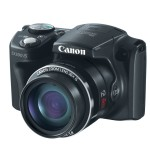 New Canon PowerShot SX500 IS Camera With 30x Zoom Lens