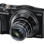 Fujifilm FinePix F800EXR Wi-Fi Pocket Superzoom Camera With 20x Zoom Lens