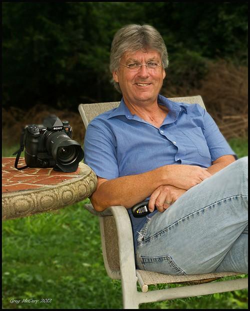 Photographer Greg McCary