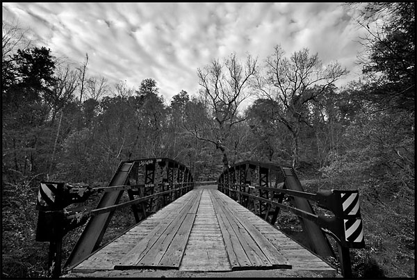 Bridge, The Other Side - by Greg McCary