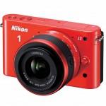 Nikon 1 System J2 - Red