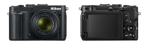 Nikon Coolpix P7700 High-End Digital Camera