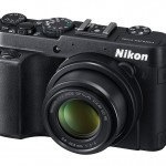 Nikon Coolpix P7700 - Left Front View