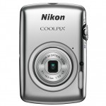 Ultra-Compact Nikon Coolpix S01 Camera