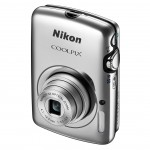 "Nikon ""Mini Coolpix"" S01 Camera"