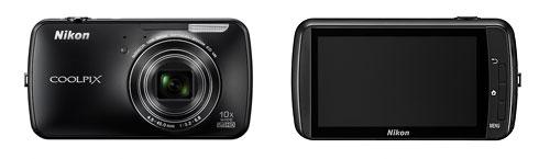 Android-Powered Nikon Coolpix S800c Digital Camera