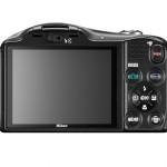 Nikon Coolpix L610 - 3-inch Rear LCD Display