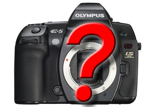New Olympus Digital SLR Body For 2012?