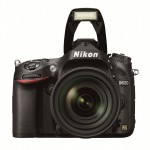 Nikon D600 - Pop-Up Flash