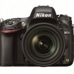 Nikon D600 Full-Frame DSLR - Front