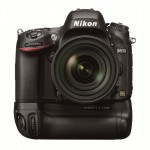 Nikon D600 With Battery Grip