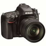 Nikon D600 24-Megapixel FX-Format DSLR - Right Front