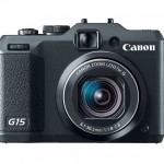 Canon PowerShot G15 - Front