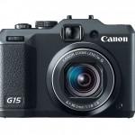 Canon PowerShot G15 - Front