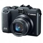Canon PowerShot G15 - Angle View