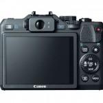Canon PowerShot G15 - Rear