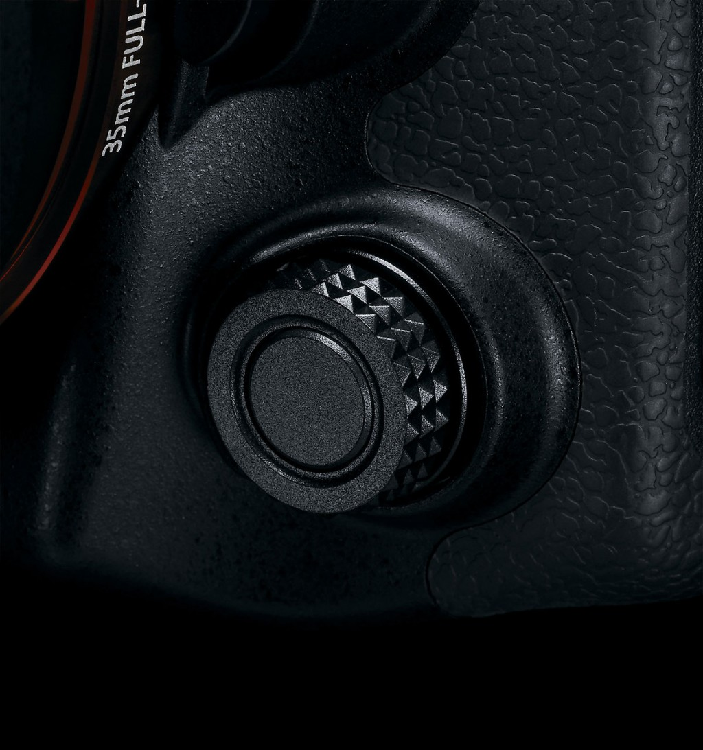 Sony A99 - New Multi Control Dial On Front Of Camera