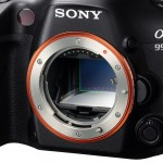 Sony A99 - Transparent Mirror Technology