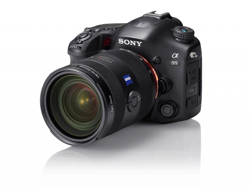 Sony Alpha SLT-A99 - Beauty Shot