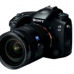 Sony Alpha SLT-A99 - Front Left