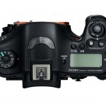 Sony SLT-A99 Body - Top View