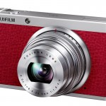 Fujifilm XF1 Premium Compact Camera - Red