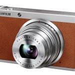 Fujifilm XF1 Premium Compact Camera - Tan