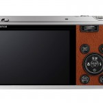 Fujifilm XF1 Rear View - Tan