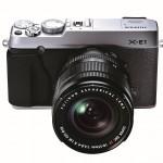 Fujifilm X-E1 - Silver