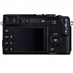 Fujifilm X-E1 - Rear LCD - Black