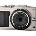 Olympus E-PL5 - Silver - Angle View